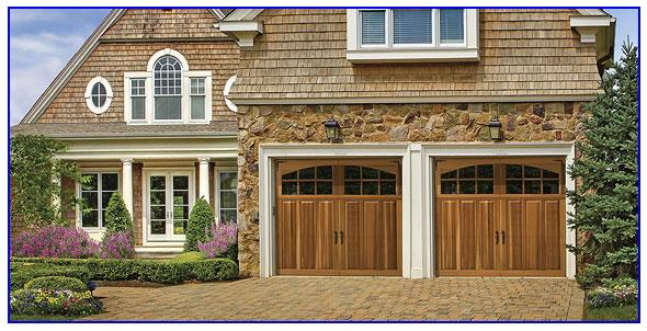 Premium Wood Garage Door In Martinez Ca