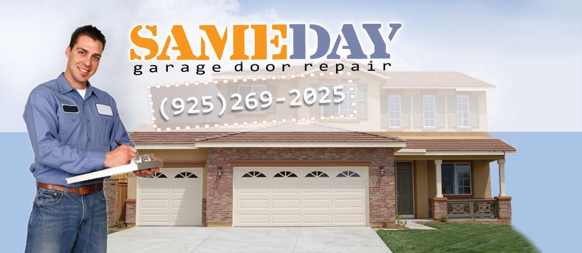 garage door repair martinez ca same day garage door repair